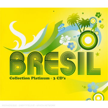 Platinum Collection : Brésil (Coffret 3 CD)