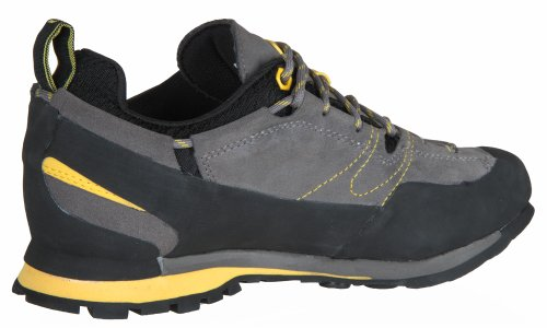 La Sportiva Boulder X Scarpe avvicinamento grey-yellow