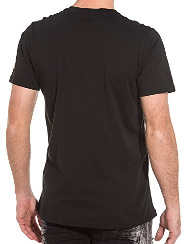 New Era Uomo Maglieria/T-Shirt BNG Chicago Bulls Graphic Nero
