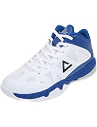 Peak–peakgame 1blanco/azul–Zapatillas Basket