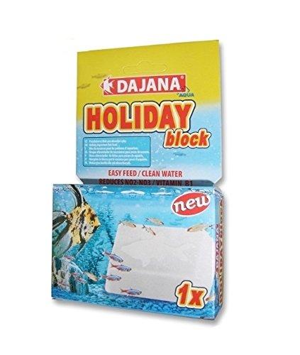 Dajana Holiday Block Futtermittel in Block–Essen in Bremsbeläge für die Ferien