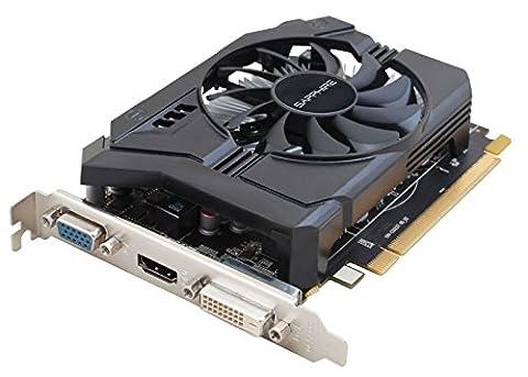 Sapphire 11215-21-20G Carte graphique ATI Radeon R7 250 2048 Mo PCI Express