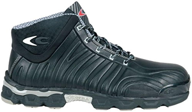 Cofra JE026 – 000.w47 upulp S3 SRC – zapatos de seguridad talla 47 NEGRO