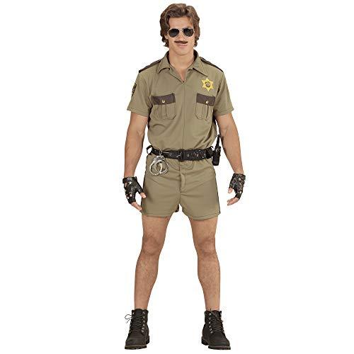 Widmann - Kostüm Kalifornischer Highway - Patrol Officer Kostüm