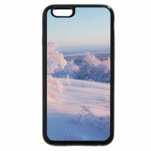iPhone 6S / iPhone 6 Case (Black) east russian weather