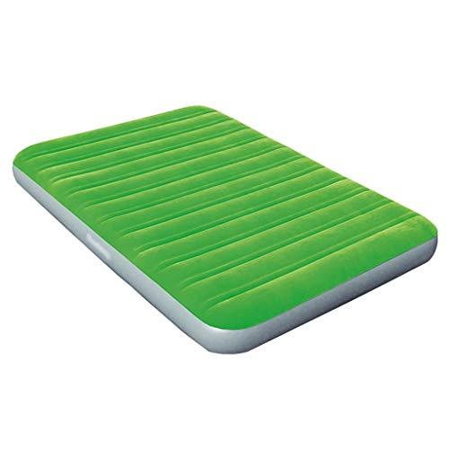 Bett, InfDrehbare Matratze Haushalt Falten Luftbett Outdoor Portable (Größe: 99cm * 191cm * 22cm)