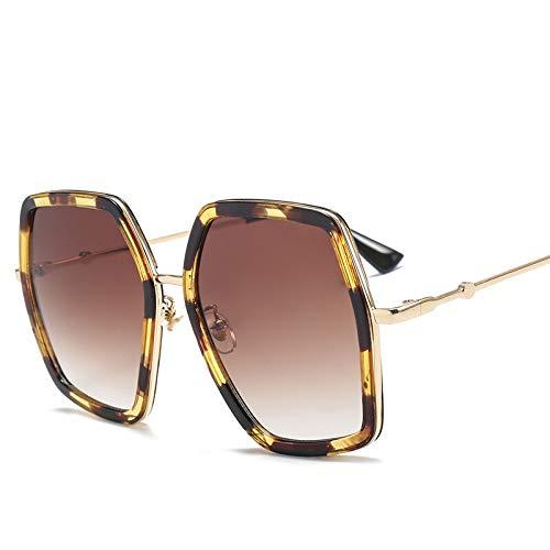 AAMOUSE Sonnenbrillen Designer übergroßen Quadrat Sonnenbrille Frauen Männer glitzernden Sonnenbrillen Sonnenbrillen