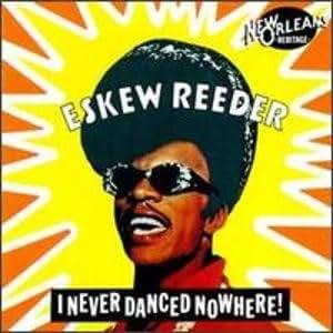 I never danced nowhere