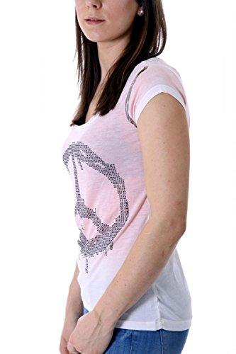 KEY LARGO Damen T-Shirt Rosa