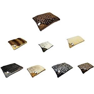AmigoZone-Luxury-LARGE-Extra-Large-Luxury-Fur-Dog-Bed-Washable-Zipped-COVER-ONLY