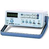 GW Instek SFG-1003 - Generador de funciones DDS (con pantalla led de 6 dígitos, frecuencia de 0,1 Hz a 3 MHz)
