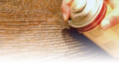 Möbelwachs Spray Holz Wachs Bienenwachs WAX 400ml (Honig)