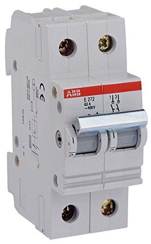 Abb ABB335884GSB - Gsb interruptor bipolar 63a cerrado