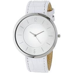 Johan Eric Damen JE5001-04-001A Vejle Analog Display Quartz White Armbanduhr
