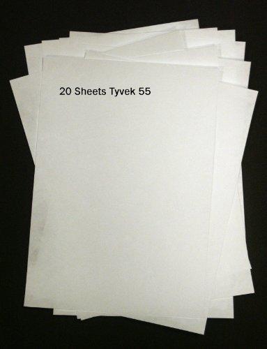 Tyvek Synthetisches Textilpapier 55 g