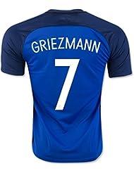 Maillot de football 2016UEFAAntoine Griezmann Bleu