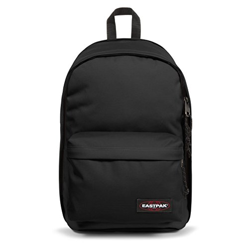 Eastpak Back To Work, Zaino Casual Unisex – Adulto, Nero (Black), 27 liters, Taglia Unica (43 centimeters)
