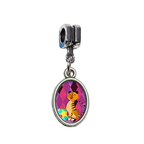 Italienisches europäischen Euro-Stil Armband Charm Bead–für Pandora, Biagi, Troll,, Chamilla,, andere (Big Top Circus Kostüm)