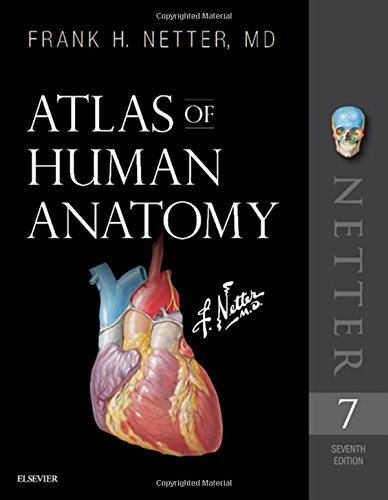 Atlas of Human Anatomy, 7e (Netter Basic Science)