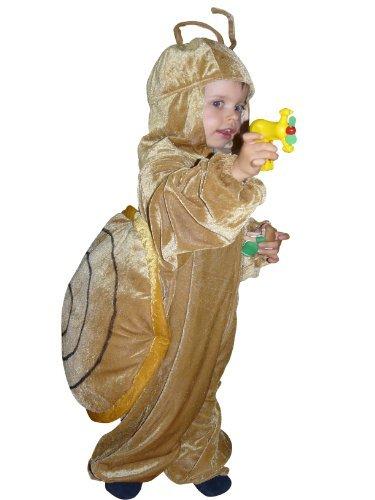 ZO10 Schnecke Kostüm Schneckenkostüm Kostüme Fasching Schnecken (Erwachsene Schnecke Für Kostüm)