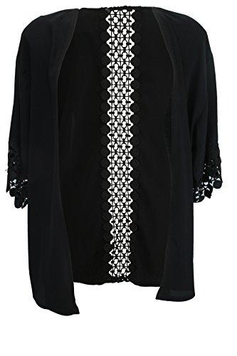 Ex-Store-Maternity-Lace-Trim-Kimono-Top-Black