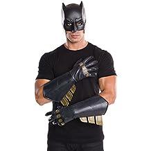 Rubie 's oficial Batman Guanteletes guantes accesorios Dawn de justicia, para adulto
