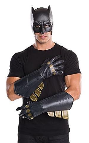 Costumes Accessoires En Ligne - Rubie's officielle Batman Gants Gants Accessoire Dawn