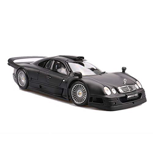 GFLD Miniatur Motorfahrzeug-Modelle 1:18 Mercedes CLK GTR Simulation Legierung automodell Spielzeug Sportwagen Modell decoratio