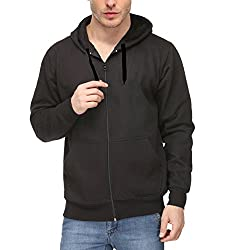 Scott International Unisex-Adult Full Sweatshirt (Sshz8S_Black_40)