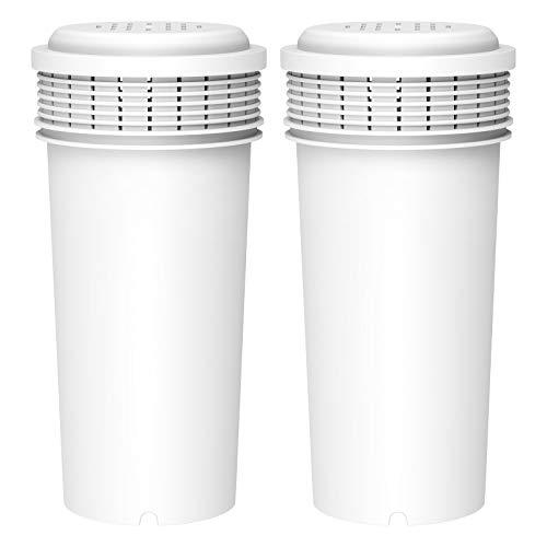 2 x VYAIR Cartuchos de filtro de agua compatibles con Tommee Tippee TM Closer to Nature TM Perfect Prep TM Sterilizer