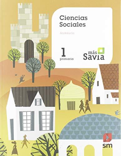 Ciencias sociales 1 Primaria Mas Savia + Key concepts Andalucía