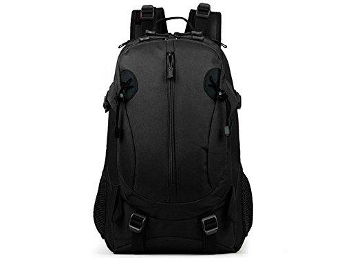 yyanliii Taktische Tasche für Klettern, Wanderrucksack, Braun