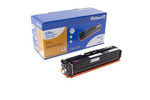 Pelikan Toner 4283849 ersetzt HP CF403A (für Drucker HP LaserJet Pro M252dw, M252n HP LaserJet Pro MFP M277dw, M277n) magenta