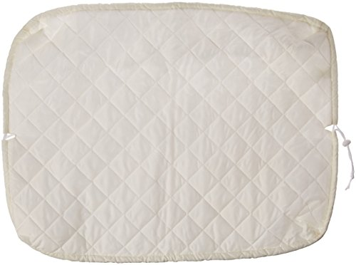 Duck Brand Indoor Air Conditioner Cover, White, 20 x 28 Inches, 284430 -