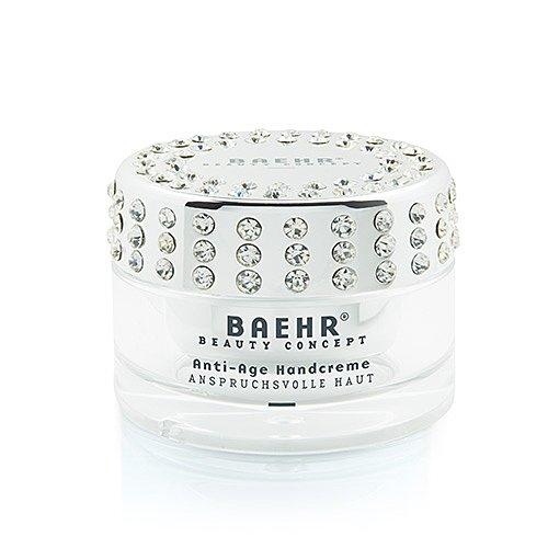 Anti Aging Handcreme Baehr Beauty Concept Tiegel mit Strass-steinen, 50 ml