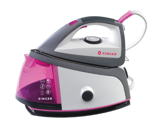 SINGER SHG 6203 steam ironing