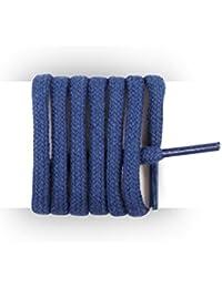 Meslacets - Lacets ronds et épais coton 180CM