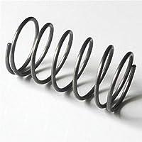 JINchao-Resorte de compresión, Personalizada for trabajo pesado grande de alambre de acero Espiral de metal Muelles de compresión, de 4 mm de diámetro del alambre * 45 mm * Diámetro de salida (60-200)