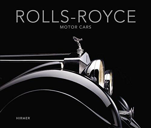 Rolls-Royce: Motor Cars por Andreas Braun