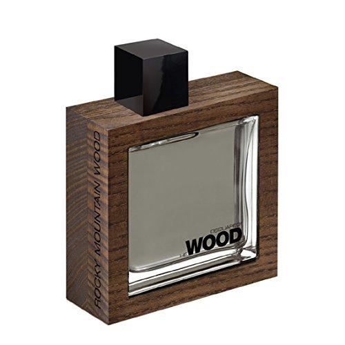 he wood rocky mountain - eau de toilette uomo 30 ml vapo
