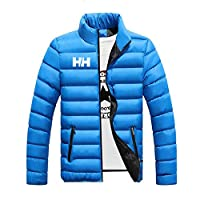 FullRose New Winter Coat Men Jacket Warm Cotton Jacket Coats Stand Collars Zippers