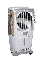 Crompton Ozone 55Ltrs Honey Comb Pad Desert Air Cooler (White-Grey)
