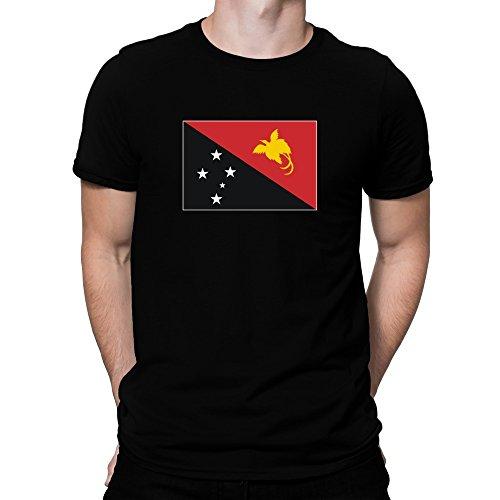 Teeburon Papua New Guinea Flag T-Shirt -