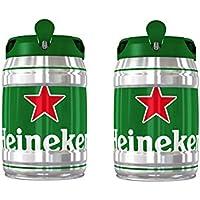 Heineken Keg, 500 cl, Case of 2