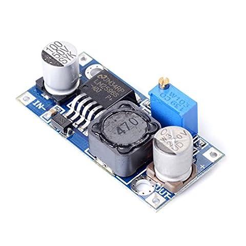 XCSOURCE® 10 PCS DC-DC Buck Abaisseur de tension convertisseur Module LM2596 Régulateur TE097