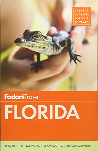 Fodor's Florida (Full-color Travel Guide, Band 33) -