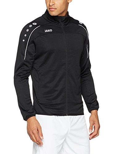 JAKO Herren Trainingsjacke Classico, schwarz, XL