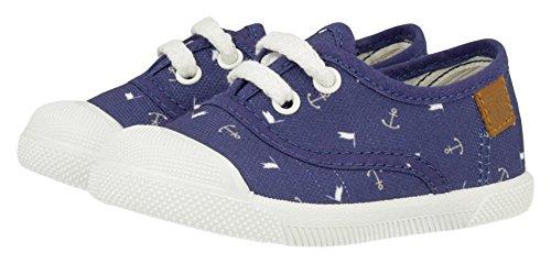 Gioseppo Ancre, chaussures premiers pas mixte bébé Bleu