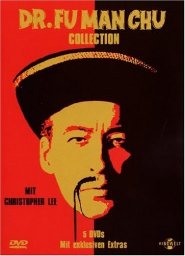 Bild von Dr. Fu Man Chu Collection [5 DVDs]