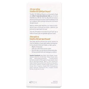 ISDIN Foto Ultra 100 Spot Prevent Fotoprotector Facial Fluido (SPF 50+) – 50 ml.
